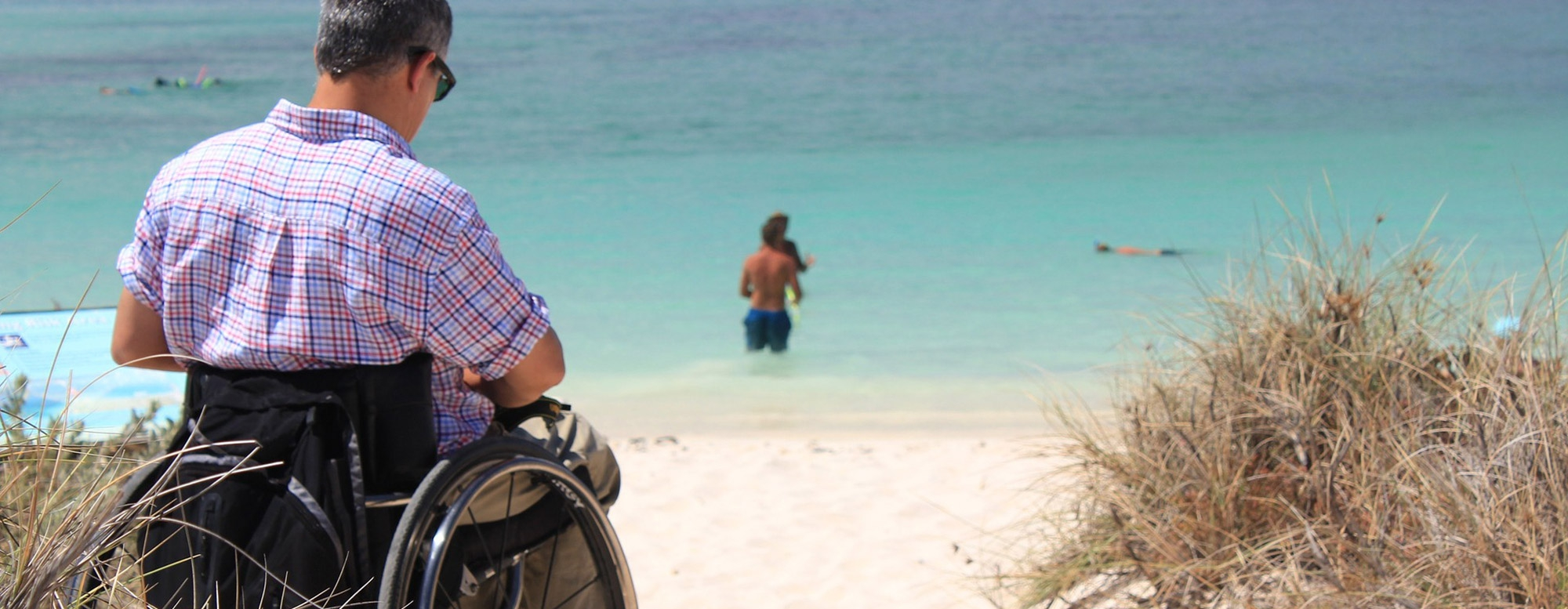 Holiday homes for disabled people and their families